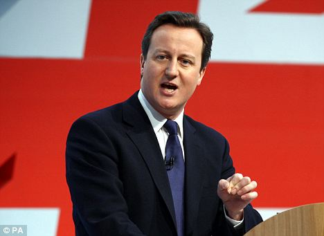 Prime education: David Cameron was a product of the public school system