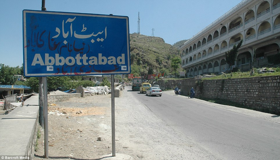 Abbottabad: The remote town in northern Pakistan, named after James Abbott, the British major who founded the town in 1853, sits beneath towering hills