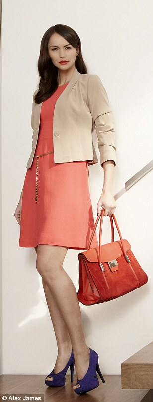 95 brights Add a splash of colour to your neutrals for a chic working wardrobe  Daily Mail Online