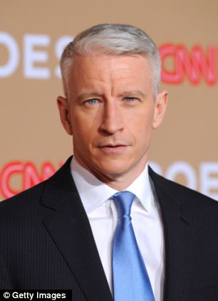 Television Host Anderson Cooper arrives at the 2010 CNN Heroes: An All-Star Tribute held at The Shrine Auditorium on November 20, 2010 in Los Angeles, California