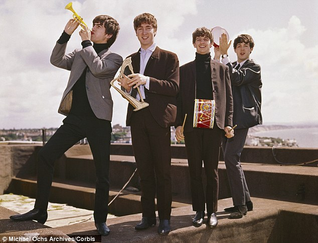 'We didn't think it would last... Even Paul (McCartney) thought,