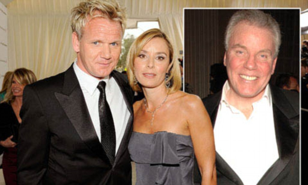 Gordon And Tana Ramsay Betrayed By Her Father With A
