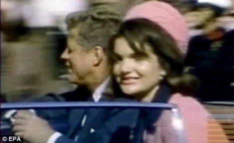 US President John F. Kennedy Jacqueline Kennedy Dallas Texas November 22, 1963