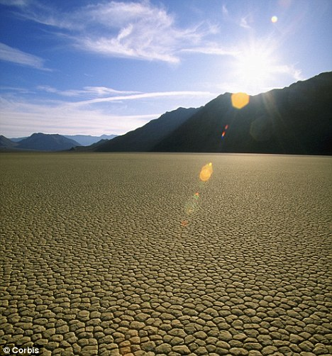 Death Valley in California. North America, southern Europe and China are likely to undergo 'extreme' summer temperature shifts within 60 years