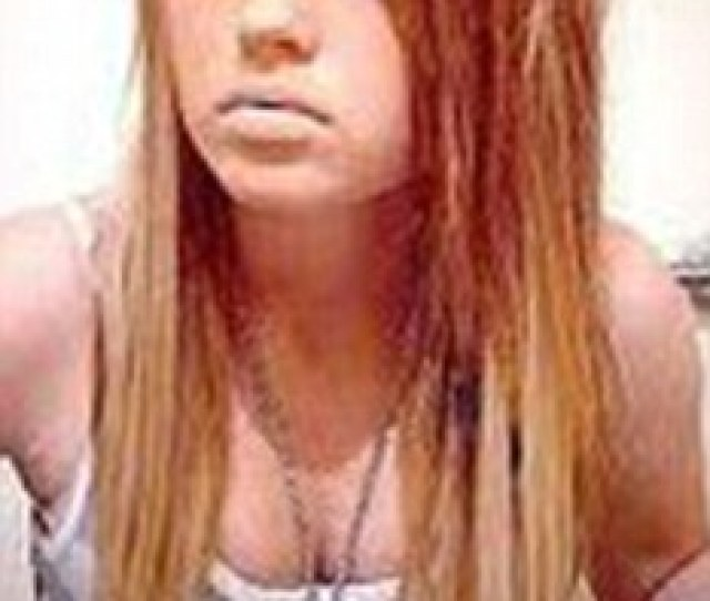 Mystery Teenager The Photo Used By Angela Voelkert When She Set Up A Facebook Account
