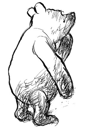 史考特穿越英國筆記: 【購物】英國古典維尼熊Classic Winnie-the-Pooh週邊商品收藏指南-UK
