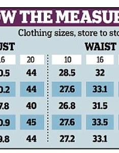Vanity jeans size chart also people davidjoel rh
