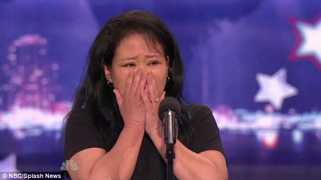 America's Got Talent Cindy Chang