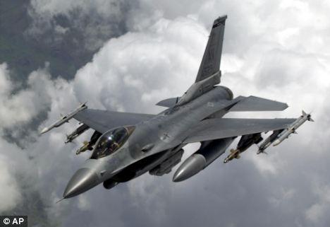 U.S. F-16