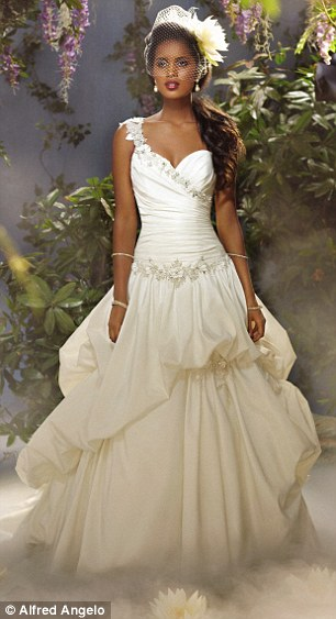 The newest: The dress inspired by Princess Tiana from The Princess And The Frog is one of the most beautiful