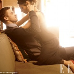 Chair Exercise Justin Timberlake High On Wheels Uk With Mila Kunis Reveals His Mom Caught Him In Racy Describes Getting The Act By Mother As A Teen