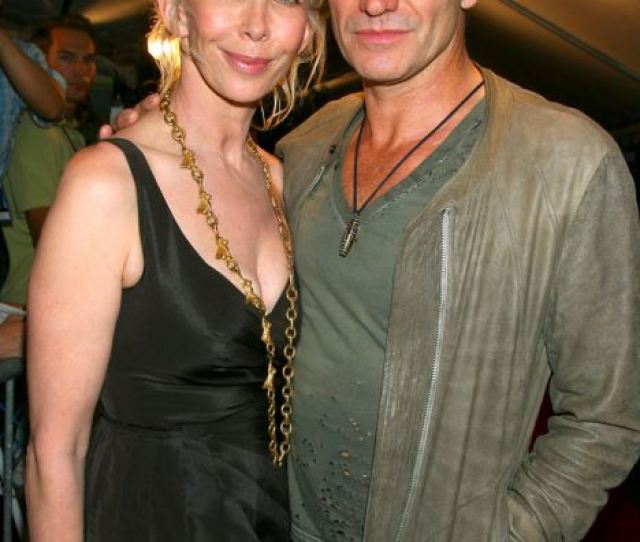 Mad About You Trudie With Husband Sting