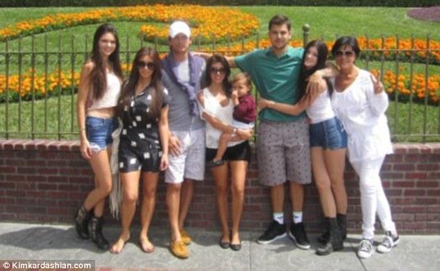 Image result for the kardashians before fame