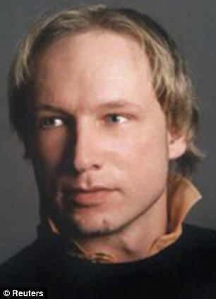 Killer: Anders Behring Breivik