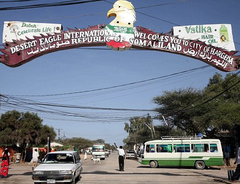 City of Hope: The capital Hargeisa was, two decades ago, in ruins and obliterated by bombers sent up from its airport by a vindictive dictator and littered with mines