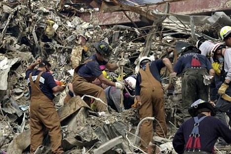 Edgar Gavis Ground Zero cleanup worker with cancer gets 0 compensation cheque  Daily Mail Online