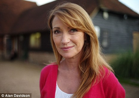 Not alone: Jane Seymour famously described her near-death experience in 2005, after an allergic reaction caused her to go into anaphylactic shock