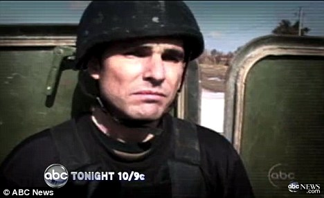 Out-of-body experience: News anchor Bob Woodruff recalls floating above himself after losing consciousness after he was severely injured in Iraq in 2006