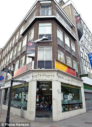 Restaurant owner: The Clifton, Whitechapel