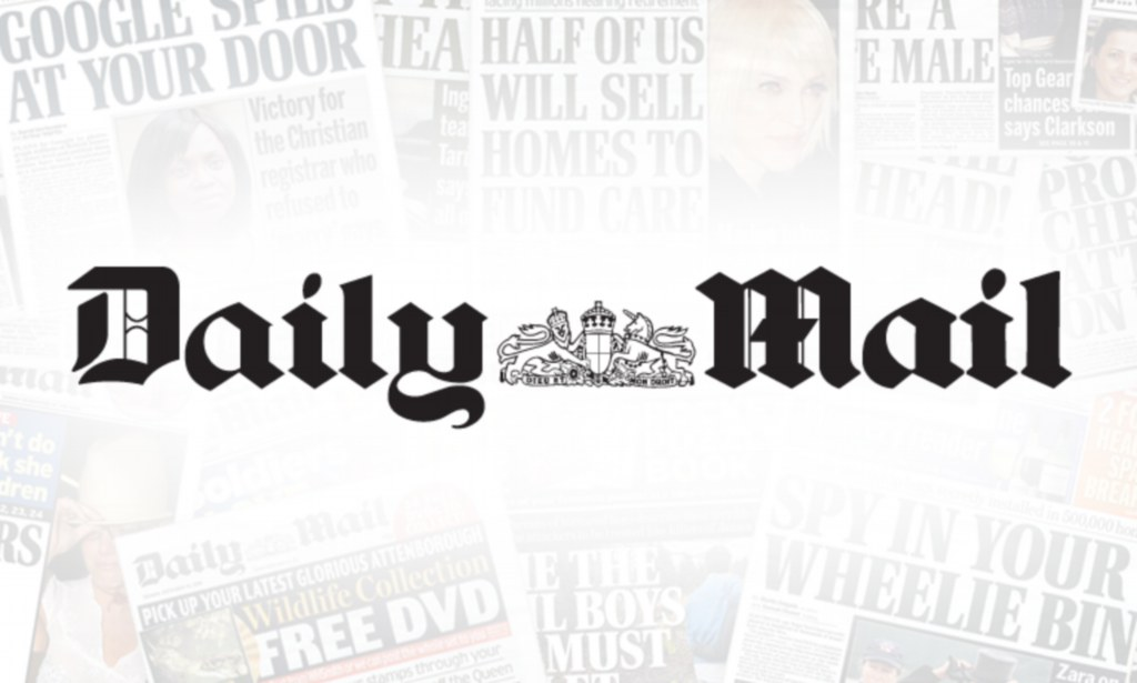 Get the Daily Mail and MailOnline anytime, anywhere