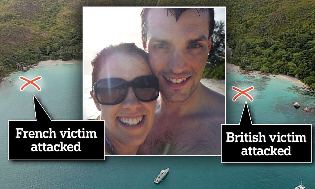 Was the honeymoon shark victim killed by a coverup Three other attacks fishermens bait lured