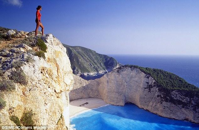 Image result for Greek island of Zakynthos