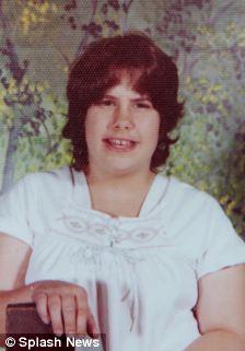 Antes de que ella era gorda: Sra. Simpson se muestra en un cuadro la infancia