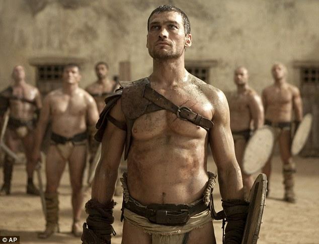 Spartacus Cast Change