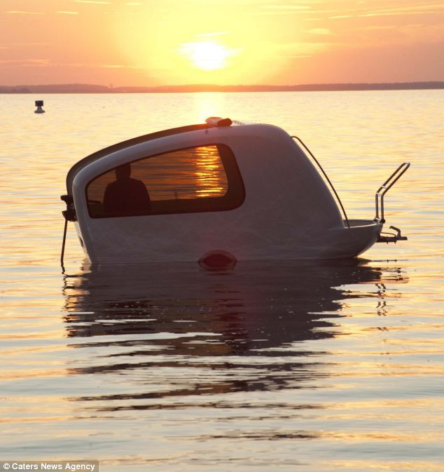 Sealander Amphibious Camping Trailer: Wicked Thoughts
