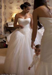 Kim Kardashian and Kris Humphries wedding photos: Inside ...
