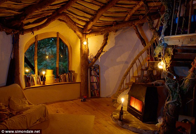 DIY: How to Build a Hobbit House (4/6)