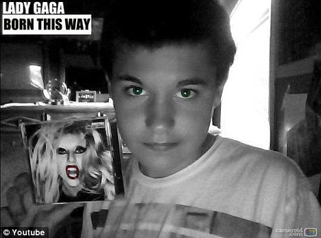 Fan: Jamey loved Lady Gaga and left a thank you to her as one of his last postings before he died