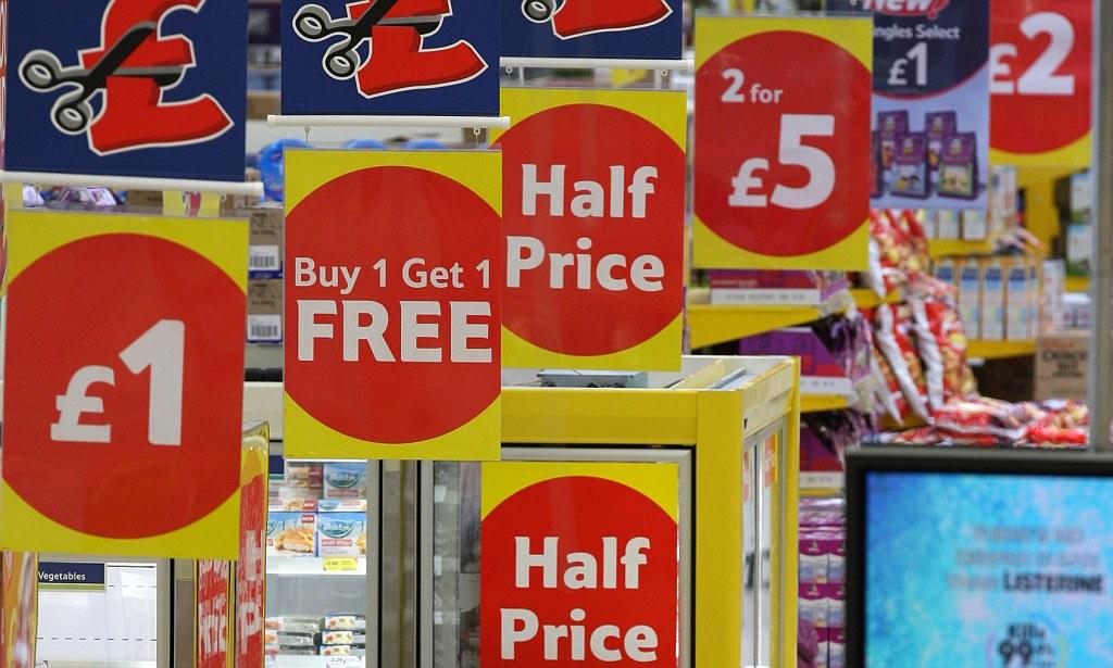 Tesco To Launch Supermarket Price War With Asda Sainsbury