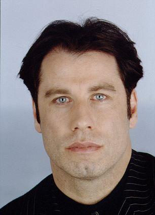 John Travolta reincarnated?