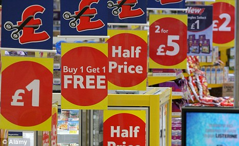 Deals: Tesco is now planning to simplify promotions and reduce the number of multi-buy promotions to cut prices across essential products. However, so far prices have increased
