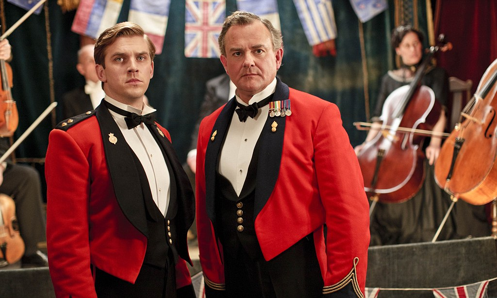 Downton Abbey Whats The Real Reason Lord Grantham Isnt