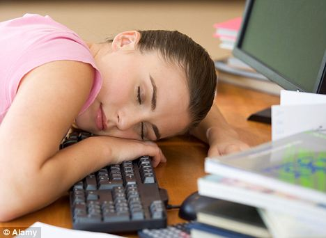 Not getting enough shuteye? It could have long-term consequences for teenagers