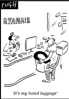Ryanair one toilet per aircraft plan will make room for more seats  Daily Mail Online