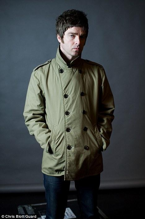 Noel Gallagher High Flying Birds Solo Album Hits New