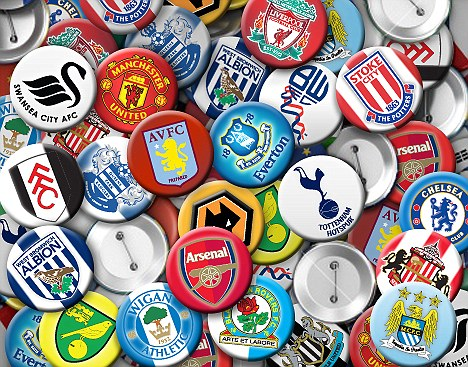 Image result for premier league clubs