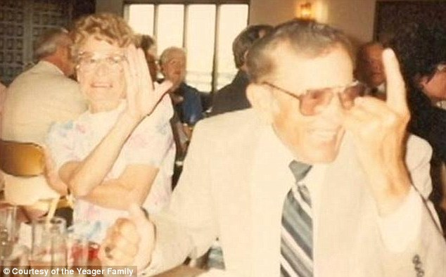 article 2051047 0E72CB4500000578 938 634x394 Gordon and Norma Yeager married for 72 yrs die an hour apart holding hands