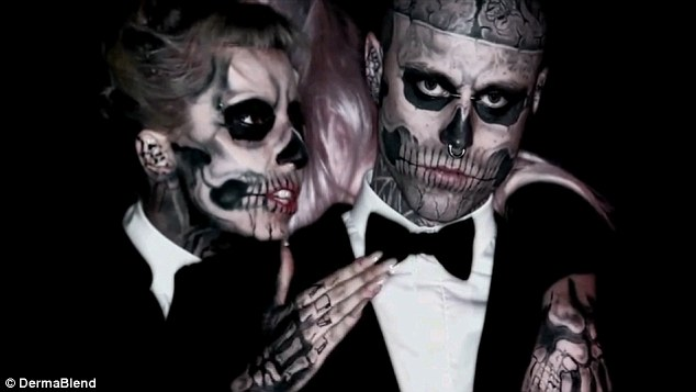 Grandes amigos: la fama tras protagonizar Genest encontrado en el video musical de Lady Gaga por su sencillo Born This Way