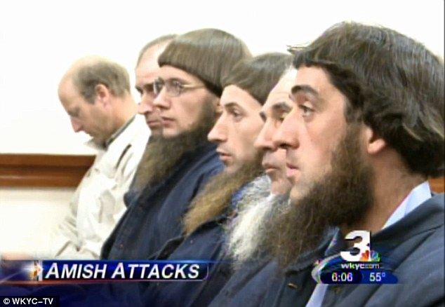 In court: The five Amish men accused of aggravated burglary and kidnapping who will go on trial