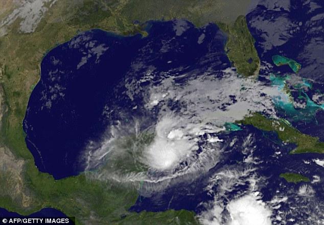 Asteroid Peninsula Yucatan