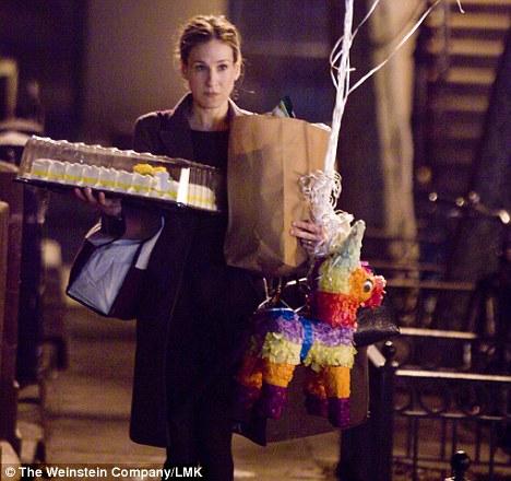 Sarah Jessica Parker as Kate Reddy