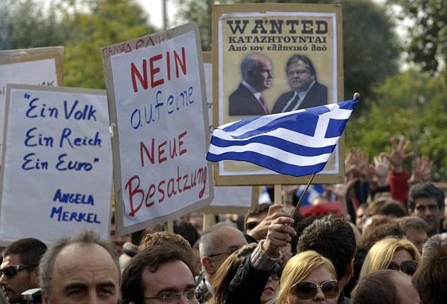Piense con cuidado: Si bien ha habido malestar generalizado en las medidas de austeridad, el público griego tendrá que sopesar las alternativas en caso de que decidan no aceptar la oferta europea