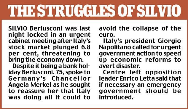 Las luchas de Silvio