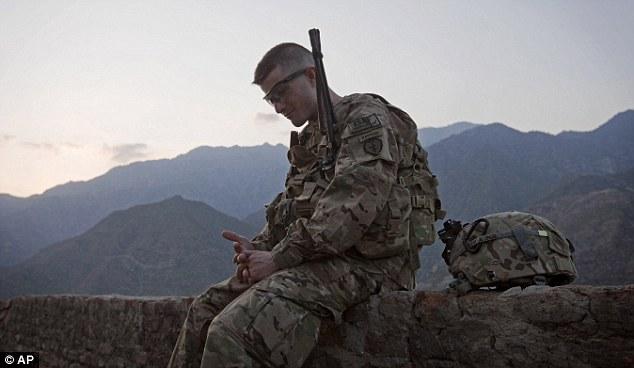 Spec Ops Wallpaper Hd Afghanistan War Soldier Andrew Ferrara Follows In The