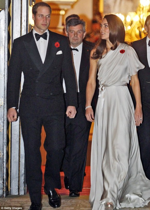 Gowns and Dresses Kate Middleton Duchess of Cambridge Princess Royalty The Royals Fashionista Fashion Trend