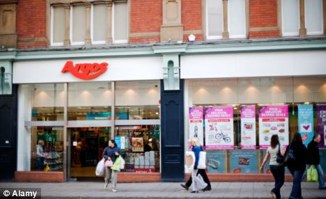 Researchers visited Argos in a survey of high street stores and found at some outlets the retailer is misrepresenting consumer rights law